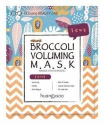 NEW FEEL Witalizująco-liftingująca maseczka w płachcie Broccoli Voluming 25ml