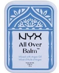 NYX All Over Balm Balsam do ciała z olejkiem arganowym AOB 01