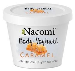 Nacomi Jogurt do ciała o zapachu słonego karmelu 180ml