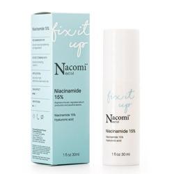 Nacomi Next Level Fix It Up Niacinamide 15% Serum do twarzy z niacynamidem 15% 30ml