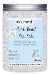 Nacomi Sól do kąpieli z Morza Martwego 1400g