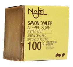 Najel Mydło Aleppo oliwne 100 %, 200 g