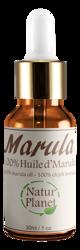Natur Planet Olej marula (antybakteryjny) 30ml