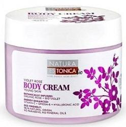 Natura Estonica Body Cream - Odmładzający krem do ciała Violet Rose 300ml