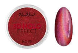 Neonail Pyłek do paznokci 3D Holo Effect No.03 2g