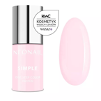 Neonail Simple One Step Color lakier hybrydowy 8509-7 ROSY 7,2g