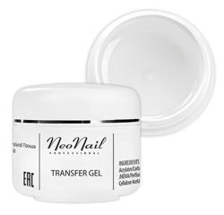 Neonail Transfer Gel Clear Żel transferowy do folii 5ml