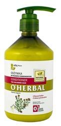 O'Herbal Odżywka do włosów farbowanych z ekstraktem z macierzanki i tymianku 500 ml
