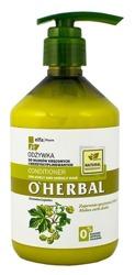 O'Herbal Odżywka do włosów kręconych i niezdyscyplinowanych z ekstraktem z chmielu 500ml