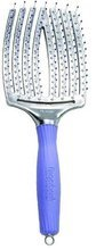 Olivia Garden szczotka do włosów FingerBrush Large fioletowa