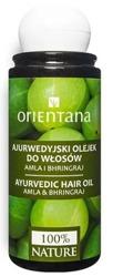 Orientana Amla i Bhringraj - Ajurwedyjski Olejek do Włosów 105 ml
