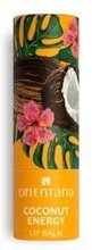 Orientana Coconut Energy Naturalny balsam do ust 4,2g