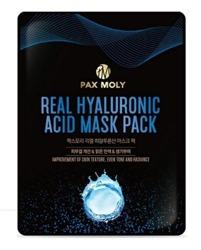 PAX MOLY Hyaluronic Acid Mask Pack Intensywnie nawilżająca maska w płachcie z kwasem hialuronowym 25ml