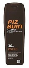 Piz Buin Tan & Protect Allergy SPF30 Mleczko do opalania 200ml