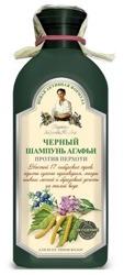 Receptury Babci Agafii Czarny szampon ziołowy przeciwłupieżowy 350ml