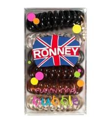 Ronney Funny Ring Bubble Gumki do włosów 6szt Nr 11