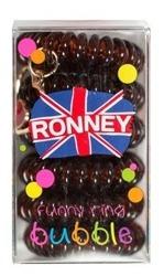 Ronney Funny Ring Bubble Gumki do włosów 6szt Nr 3
