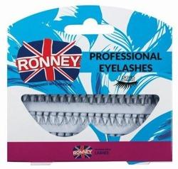 Ronney Professional Eyelashes Kępki sztucznych rzęs bez węzełka 60 szt. RL 00036