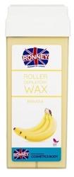 Ronney Roller Depilatory Wax Wosk do depilacji BANANA