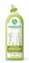 SYNERGETIC Sanitary Cleaner Tea tree&Eucalyptus Biodegradowalny żel do czyszczenia toalet Zielona herbata i Eukaliptus 700ml