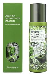 SeaNtree Green Tea Deep Deep Deep Emulsion Emulsja do twarzy 180ml