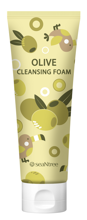SeaNtree Olive Oil Cleansing Foam Pianka do mycia twarzy 120ml