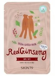 Skin79 Fresh Garden - Maska do twarzy Red Ginseng 23g