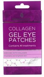 SkinAcademy Gel Eye Patchs Collagen Płatki żelowe pod oczy z kolagenem 4pary