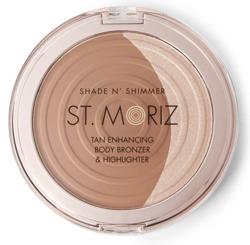 St.Moriz Shade N' Shimmer Body bronzer&highlighter Bronzer&rozświetlacz do ciała