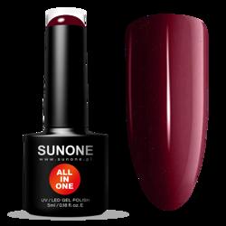 SunOne ALL IN ONE Lakier hybrydowy C18 5ml