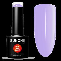 SunOne ALL IN ONE Lakier hybrydowy F01 5ml