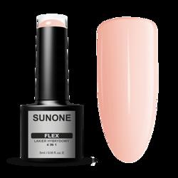 SunOne FLEX 4in1 Lakier hybrydowy Pink 103 5ml