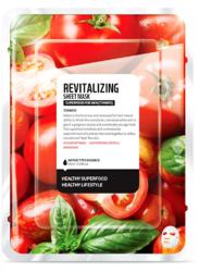 SuperFood For Skin Rewitalizująca  maseczka w płachcie Tomato