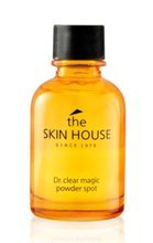 THE SKIN HOUSE Dr.Clear Magic Powder Spot Punktowy preparat na wypryski 30ml