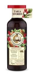 Taiga Stories Równoważący naturalny szampon do włosów z leuzeą i ziołami 500ml