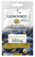 UZDROVISCO Maska do twarzy roślinny lifting 2x5ml