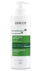 VICHY DERCOS DS Anti-Dandruff Szampon przeciwłupieżowy do włosów normalnych 390ml