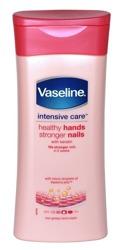 Vaseline Intensive Care Healthy Hands Stronger Nails Krem do rąk i paznokci 200ml