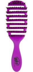 Wet Brush Szczotka FLEX DRY BOAR Szczotka do włosów z włosiem dzika Purple BWP800BPUR