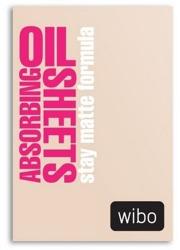 Wibo Absorbing Sheets Oil Bibułki matujące 40szt