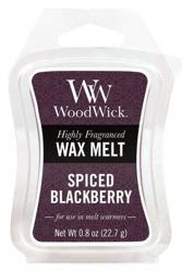 WoodWick Wax Melt Wosk zapachowy SPICED BLACKBERRY 22,7g