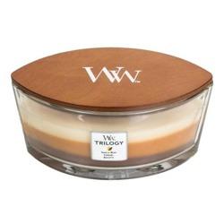 WoodWick świeca elipsa Cafe Sweets 453,6g