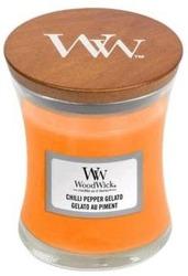 WoodWick świeca mała Chilli Pepper Gelato 85g