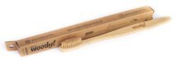 WoodyBamboo Szczoteczka bambusowa Classic średnia/medium