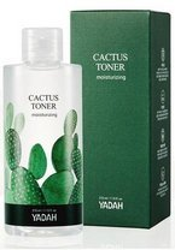 YADAH Cactus Toner Moisturizing Nawilżający tonik z opuncją 210ml