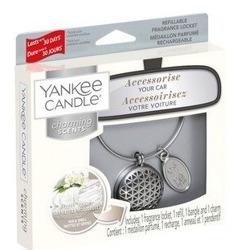 Yankee Candle Charming Scents Odświeżacz samochodowy zawieszka Fluffy Towels