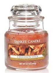Yankee Candle Cinnamon stick Świeca zapachowa słoik mały 104g