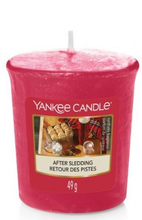 Yankee Candle Sampler Świeca After Sledding 49g