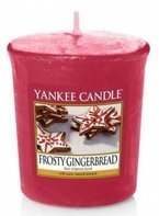 Yankee Candle Sampler Świeca Frosty Gingerbread 49g