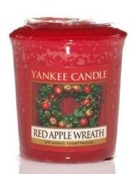 Yankee Candle Sampler Świeca Red Apple Wreath 49g